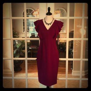 🆕 Ivanka Trump Wild Berry Dress